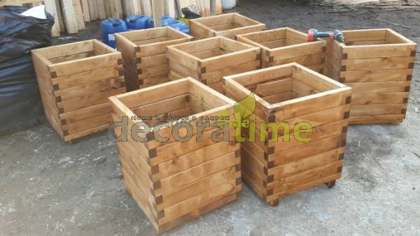 wooden pot manufacturing