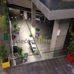 Diyarbakır Yenişehir Belediyesi Yeni Hizmet Binası Fiber Saksı Uygulaması